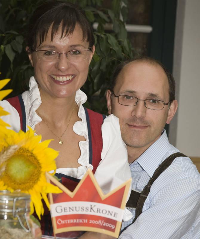 Bio-Landwirtschaft Auszeichnungen Genusskrone 2008 2009 105