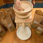 Bio-Getreide und Getreideprodukte